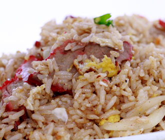 205 BBQ Pork Fried Rice