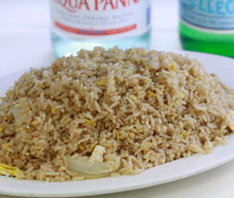 208 Egg Fried Rice
