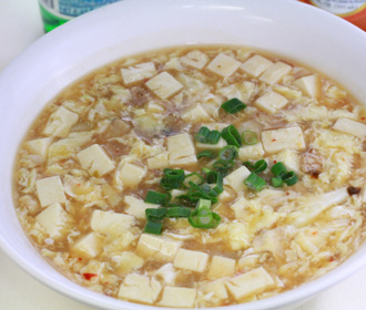 104.  Hot and Sour Soup