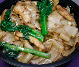 183. Chicken Pad-Si-Eiw
