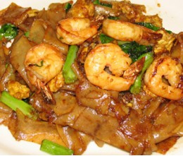 Jumbo Shrimp Pad-Si-Eiw