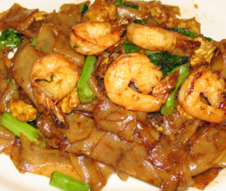181. Jumbo Shrimp Pad-Si-Eiw