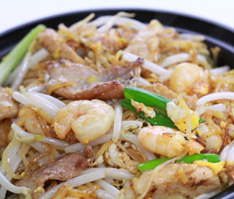 175.  Pad Thai Combination