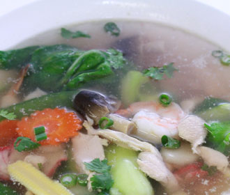 103.  Wor-Won Ton Soup